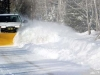 snow-plowing